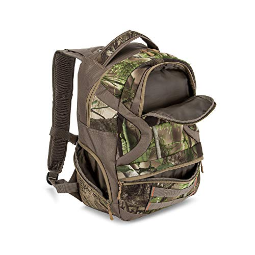 North Mountain Gear Camo Hunting Backpack - Lightweight + Waterproof + Entry Level Small Hunting Pack