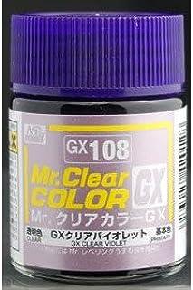 Mr.クリアカラー GX108 GXクリアバイオレット