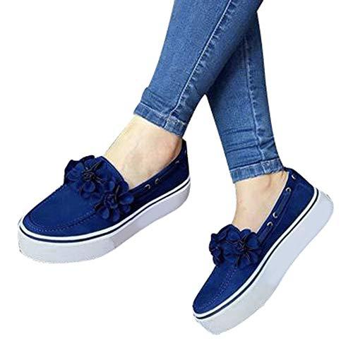 Vertvie dames espadrilles schoenen platte mode vrijetijdsschoenen student sneaker slip ons strikken ademend lichte zomerschoenen