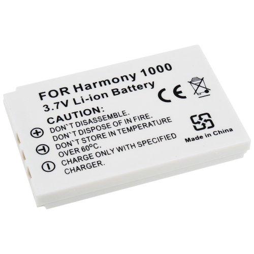 foto-kontor Power Akku für Logitech Harmony 1000 Harmony 1100 Squeezebox Duet