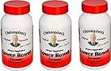 Dr Christopher's Lower Bowel Formula Vegetarian Capsules, 100 Count (Pack of 3)