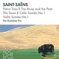 Saint-Saens: Piano Trios