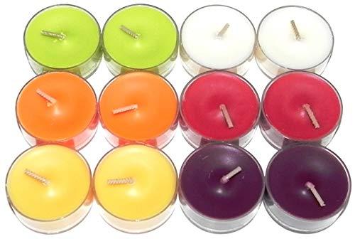 Partylite Teelichter - Herbstwärme 2020 - Zusammestellung der Box von TROICA