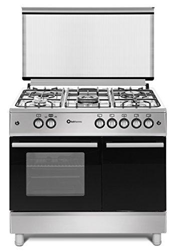 Cocina SolThermic F9LT50G2-I INOX PORTAB