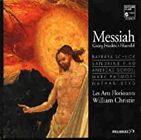 Handel - Messiah / Les Arts Florissants, Christie