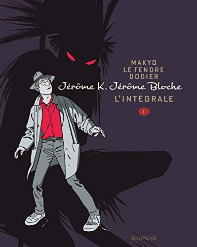 Jérôme K. Jérôme Bloche - L'intégrale n/b - Tome 1 - Jérôme K. Jérôme Bloche - L'Intégrale n/b, tom