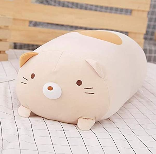 VIDANQE 60Cm 90Cm Sumikko Gurashi Corner Bio Pillow Creature Cute Cat Dinosaur White Bear Penguin Plush Toy 1Pcs Cool Must Haves Baby Gifts The Favourite Toys Superhero Party Supplies Unboxing Box