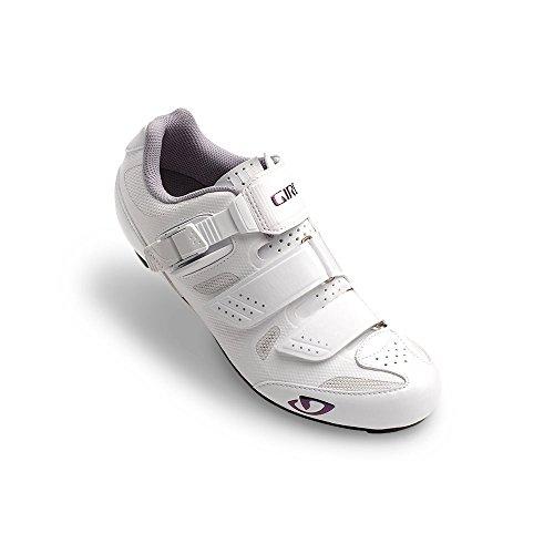 Giro Damen Solara Ii Road Radsportschuhe-Rennrad, Mehrfarbig (White 000), 41 EU