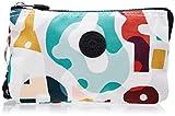 Kipling Creativity L - Portamonete Donna, Multicolore (Music Print), 18.5x11x1.5 cm (B x H T)