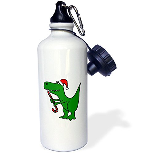 3D Rose Flip Straw Water Bottle, 21 oz