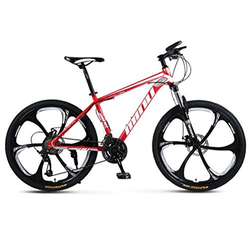 Mountain Bike 26'' City Bicycle 21 Speed Off-Road Road Bike for Men and Women