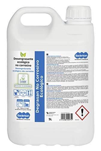Bacterisan Degrasan Ecológico No Corrosivo 5L | Desengrasan