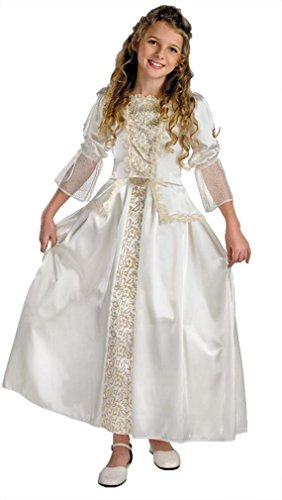 Elizabeth Deluxe Child Small (4-6X) Gown Pirates of the Caribbean Costume