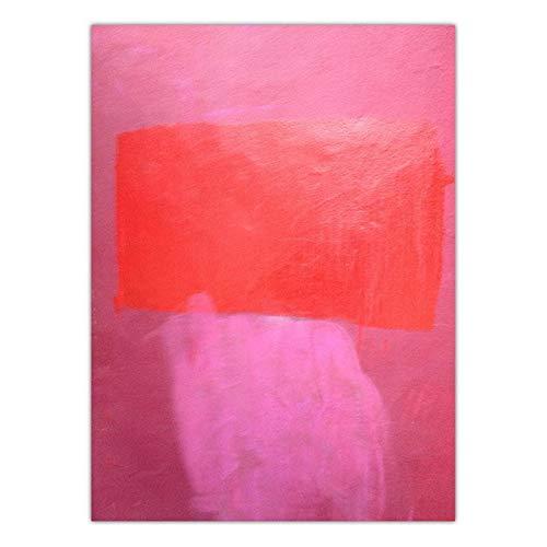 SIRIUSART Mark Rothko Leinwand Wandkunst Druck Raumdekor Wandkunst Wanddekoration für Wohnzimmer Schlafzimmer Wanddekoration 60x90cm 24