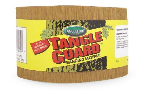 Tanglefoot Tangleguard material de bandas, 3 pulgadas x 50 pies.