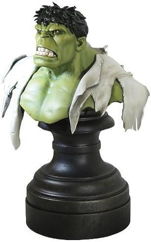 venta al por mayor barato Bowen Designs The The The Incrojoible Hulk Mini-Bust (Retro 'verde' Version) by Bowen Designs  todos los bienes son especiales