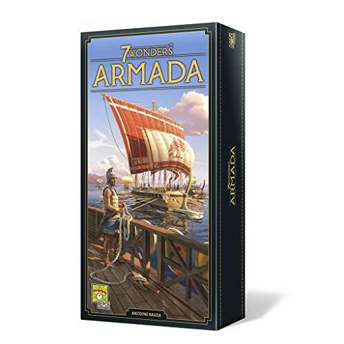 Repos Productions 7 Wonders: Armada Nueva Edición en Español