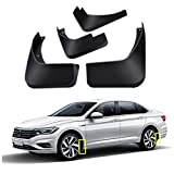 Mud Flaps Kit for Volkswagen VW Jetta 2019 2020 Mud Splash Guard Front and Rear 4-PC Set by TOPGRIL
