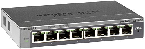 switch lacp fabricante Netgear