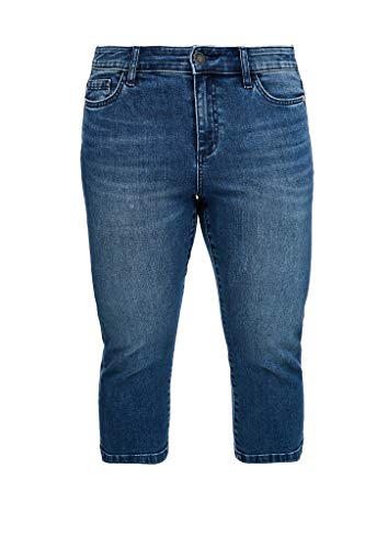TRIANGLE Damen 301.10.006.26.180.2040182 Jeans, 57Z4 Dark Blue, 44