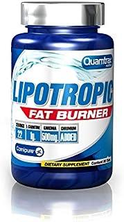 Quamtrax Nutrition Lipotopic Fat Burner - 90 Tabletas