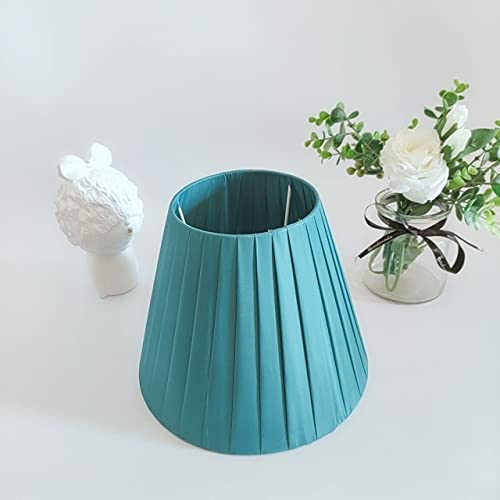 Yuki's Latest 2021 - Lámpara de mesa retro a mano Tulip lámpara lámpara de cazador de lámparas de pared, estilo vintage, lámpara Tiffany E27