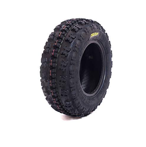 1x 20x7-8 A027 SUNF Tyre tire Quadtires Reifen Pneu für ATV Quad Buggy Geländereifen 20x7.00-8