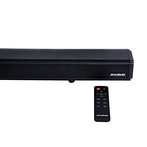 AVerMediaGS333ゲーミングサウンドバー[SonicBlast(ソニックブラスト)]SP776