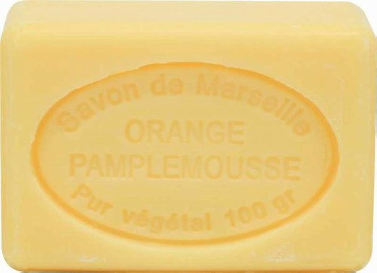 間隔人差し指通りル?シャトゥラール ソープ 100g オレンジグレープフルーツ SAVON 100