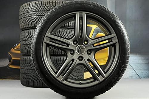 Compatible con Porsche Panamera G2/971 20' Turbo juego de ruedas de invierno Platinum/Wheels