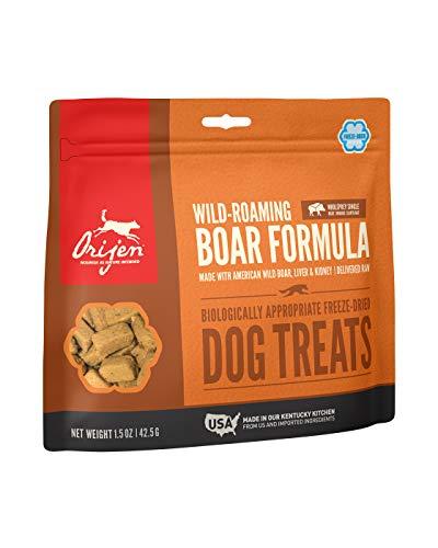 Orijen Dog Treat Freeze Dried - Wild-Roaming Boar - 42,5 g