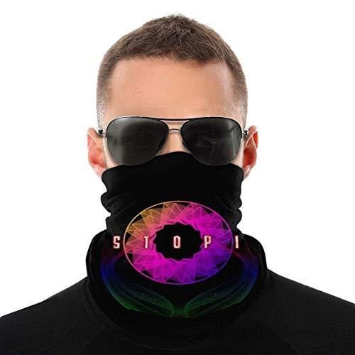Nother Dystopian Spir-Ograph Variety Kopftuch Gesichtsmaske Kopfbedeckung Halstuch/Face Bandana Schal Kopftuch für schwarze Frauen