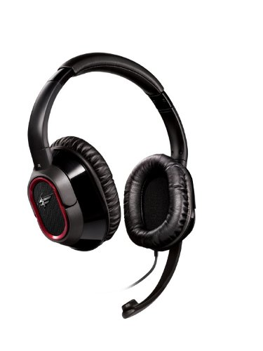Creative Labs HS-980 Fatal1ty Professional Series MKII Gaming Headset (Black)