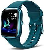 Fitpolo Smart Watch, Fitness Tracker Step Tracker (Green)
