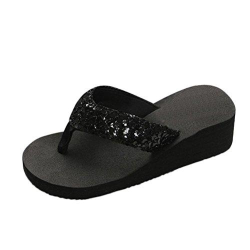 Yesmile Sandalias para Mujer Zapatos Casual de Mujer Sandalias de Verano para...
