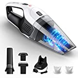 Best Hand Vacuums - Holife Upgraded Handheld Vacuum Cordless Cleaner, 14.8V Portable Review
