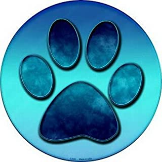 Losea Paw Prints Retro Vintage Tin Sign Country Home Wall Decor Signs Gifts Decoration 12X12Inch