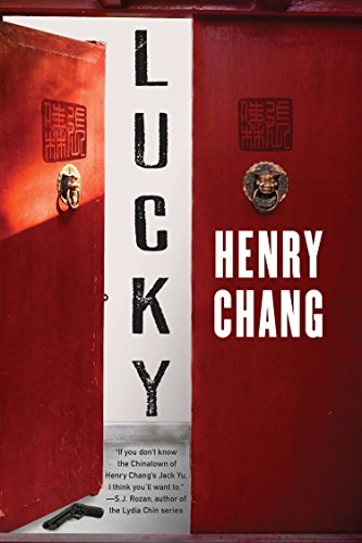 Image of Lucky (A Detective Jack Yu Investigation)