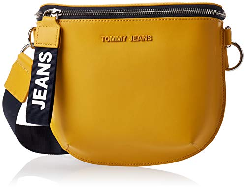 Bolso Tommy Jeans Femme Logo Amarillo para Mujer