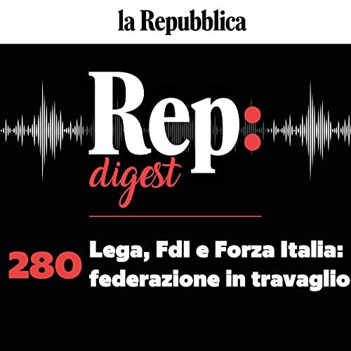 Couverture de Lega, FdI e Forza Italia: federazione in travaglio