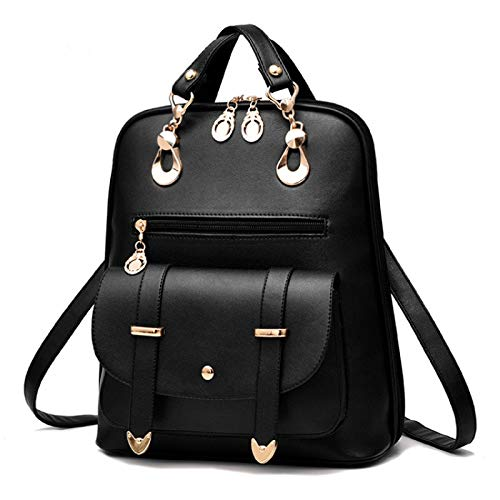 Frau Ledertasche Schultasche Rucksack Campus Wilde koreanische Bär Rucksack umhängetasche Bag Rucksack