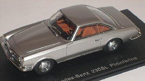 MERCEDES-BENZ 230SL 230 SL PININFARINA W113 1 43 NEO MODELLAUTO MODELL AUTO