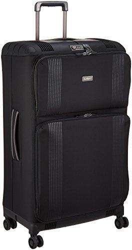 [アントラー] スーツケース ソフト TITAS 大型 双輪 ATIS-75 保証付 90L 75 cm 2.8kg ブラック