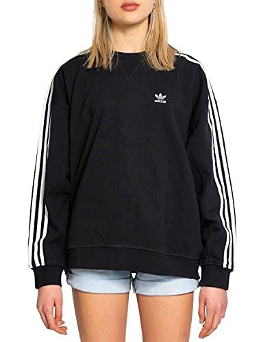 adidas sweatshirt, black, 42 womens