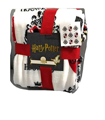 Coperta In Pile, Motivo Grifondoro Di Harry Potter