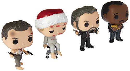 Funko Movies: POP! Die Hard Collectors Set - John McClane, Hans Gruber, Tony Vreski, Al Powell