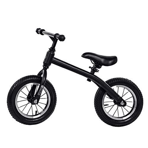 LYXCM Bicicleta Sin Pedales Ultraligera, Bicicleta sin Pedal con Barra Ajustable Asiento de Bicicleta para Bicicleta Bicicleta para Caminar para Edades de 2 a 8 años