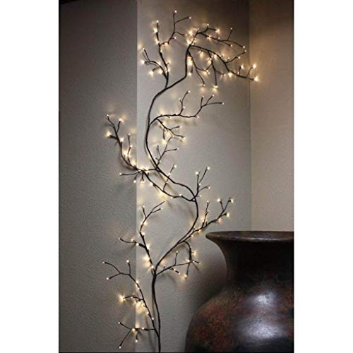 Lighted Willow Vine