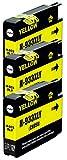3 Cartuchos de Tinta Compatible con HP 933 933XL Amarillo para HP OfficeJet 6100 6600 6700 7110 7510 7600 7610 7612