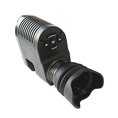 Dispositivo de visión nocturna por infrarrojos de alta definición resistente a los golpes Dispositivo de visión nocturna para exteriores Diseño integrado Cámara Huntings Telescopio